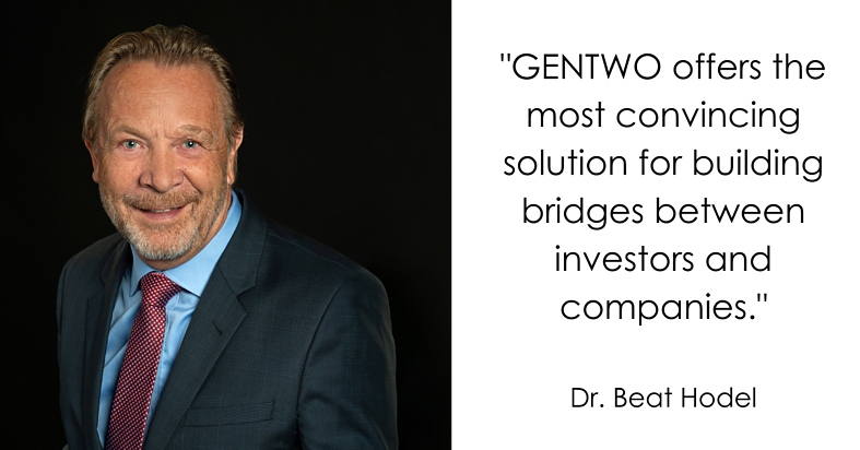 GENTWO takes structured finance and risk expert on board